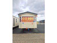 Bk Calypso| Static caravan for sale North Wales