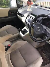 Mazda 5, 1.8 petrol,111000 miles