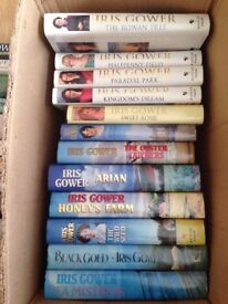 Iris Gower books