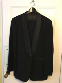 Moss Bros. Tuxedo/Dinner Jacket - Only worn once!