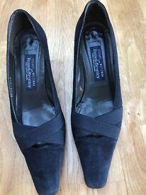Russell & Bromley kitten heel shoes