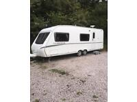 2008 Abbey Cardinal 600 6 berth twin axle Caravan