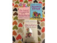 Sophie Kinsella Book Bundle