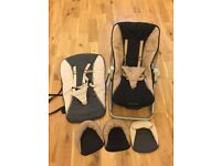 MacLaren Baby Rocker Seat Great Condition Plus Spare Cover