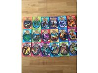 Beast Quest series 1, 2 and 3 collection, plus 'Complete Book of Beasts'