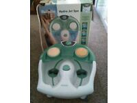 Babbyliss Hydro Foot Spa