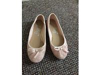Ballerina Shoes UK 3