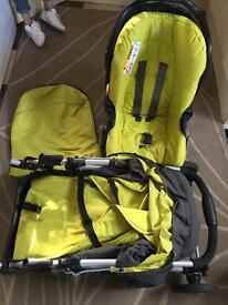 Graco travel system and accessories