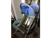 Maclaren light weight buggy fab for holidays etc