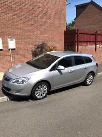 Vauxhall Astra 2.0CDTi 16v (160ps) SE Estate 5d