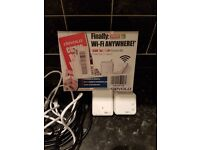 DLAN 500 WiFi Starter Kit Powerline