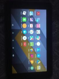 """7"""" quad core tablet touchscreen, 8gb possibly expandable?"""