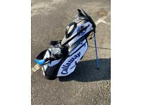 Callaway Tour Limited Edition Golf Stand Bag - 2018 Open Carnoustie