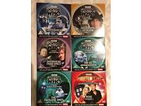 Doctor Who 6 DVD Classic Collection