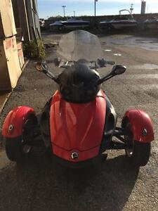 2009 can-am Spyder RS-S SE5 London Ontario image 3