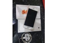 Iphone 6s 16gb perfect condition on o2