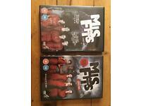 Misfits series 1&2 DVD