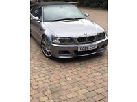 2006 BMW M3 Convertible *6 speed manual*