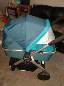 Diono Quantum stroller ( pushchair / pram )