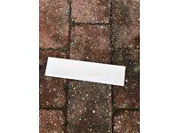 200x50 white gloss tiles