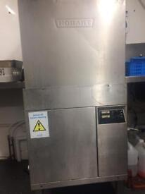 Hobart commercial dishwasher spares or repair