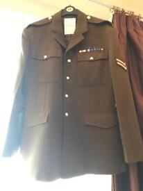 Uniform mans, no2 dress army