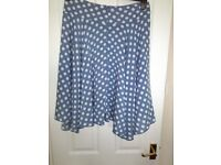 Classic 50's,vintage,retro,party skirt by Eucalyptus Clothing .