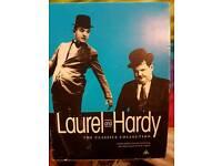 Laurel and hardy vhs boxset