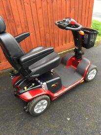 PRIDE COLT PLUS 4MPG MOBILITY SCOOTER