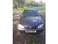 ford fiesta tax and mot only 225