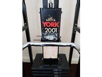 York 2001 multi gym