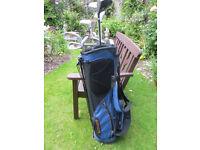 Golf Clubs and bag starter set