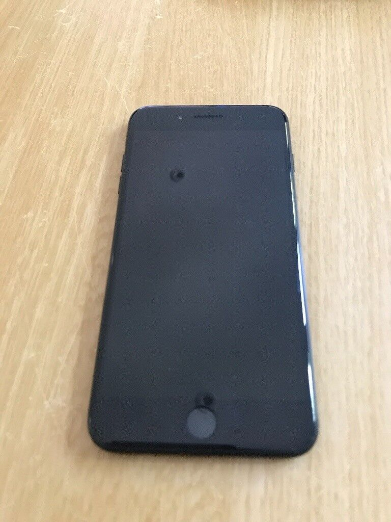 IPHONE 7PLUS 128GB MATTE BLACK