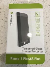 BNIB iPhone 6plus/6s plus screen protector