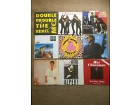 "BUNDLE OF 7"" AND 12"" RECORDS"