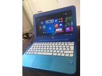 "HP Stream 11.6"" Laptop - Aqua Blue. Excellent condition like new.HP Stream 11.6"" Laptop - Aqua Blue."