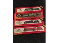 Hornby engines