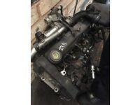 Renault Clio MK3 1.5 DCI Engine