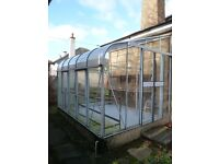 NOW SOLD Lean to Green House