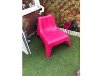 Ikea garden chair