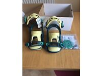 Brand New Switchback Heater Bindings Large