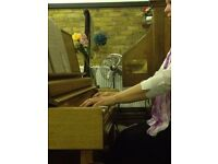 Piano / Keyboard / Music Theory / Aural Tuition
