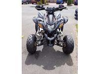 Quadzilla 450cc sport road legal 12 month mot
