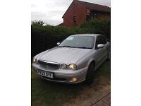 L@@K ....£595 Jaguar Xtype 2 litre manual 2003 £595 or Very Near Offer !!!