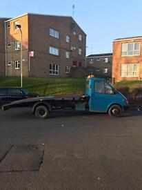 Ford transit recovery for sale