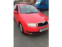 Y reg. fabia. Estate good runner petrol