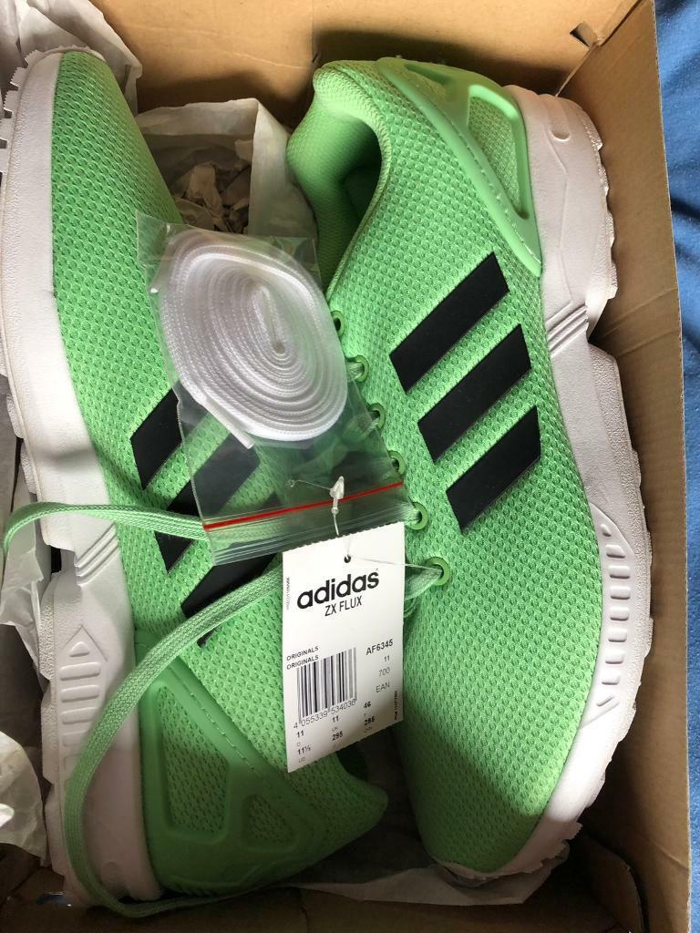 wholesale dealer 17476 4ce21 Men's Adidas ZX Flux Trainers   in Didcot, Oxfordshire   Gumtree