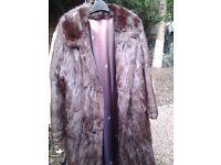 CHARITY SALE vintage coat
