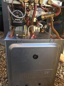 Vaillant combi boiler Turbo max 3bar