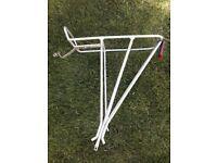 Blackburn aluminium cycle rack.